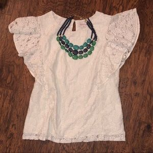 Absolutely gorgeous top!!
